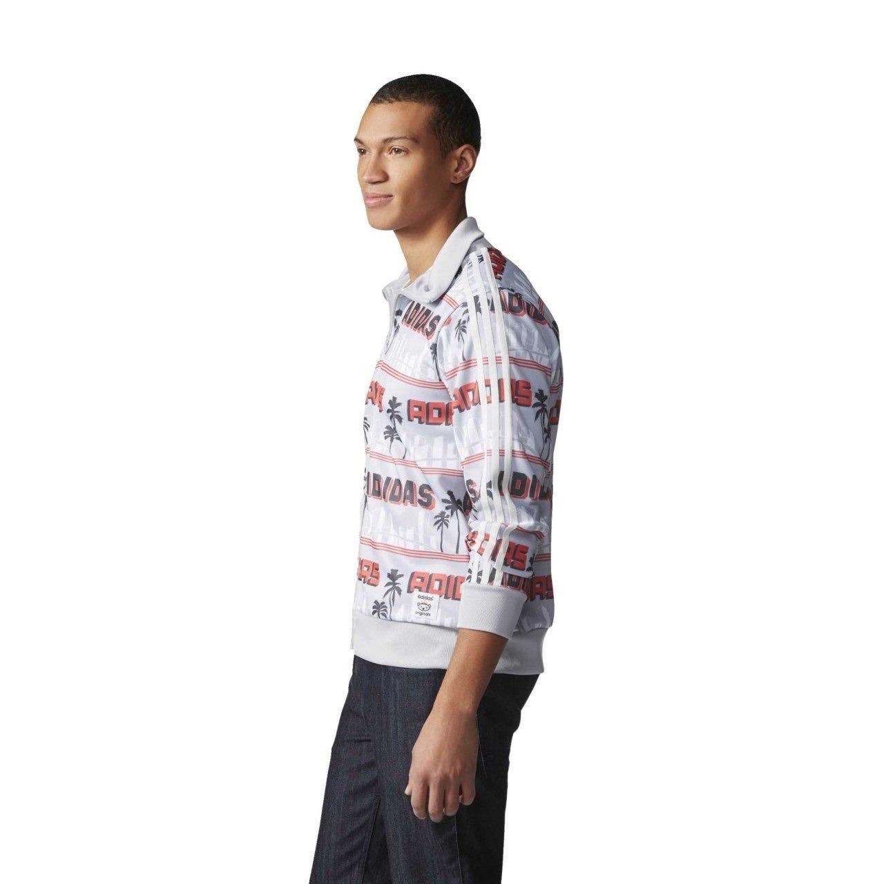 adidas La Palm Originals Jacke Multicolor