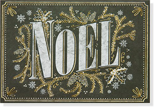 Noel Small Boxed Holiday Cards (Christmas Cards, Greeting Cards)