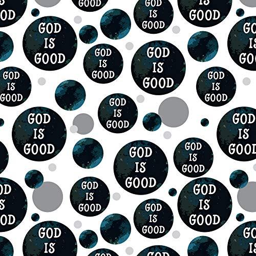 GRAPHICS & MORE God is Good Chri...