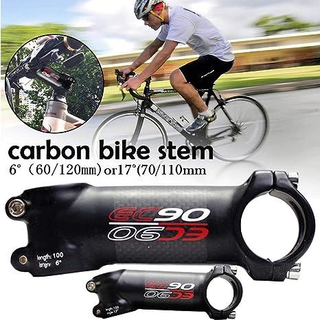 domiluoyoyo – Potencia para Manillar de Bicicleta – EC90 Bicicleta ...