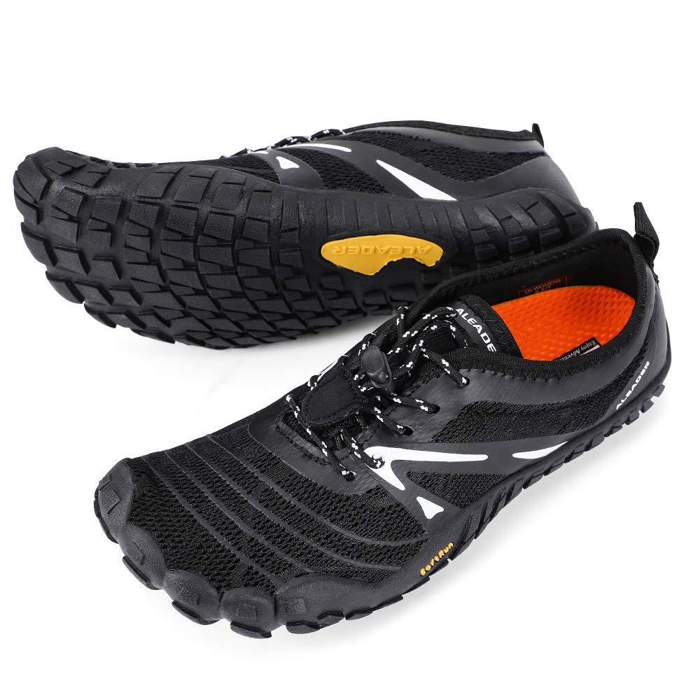 ALEADER Women's Minimalist Trail Running Shoes Barefoot | Wide Toe | Zero Drop
