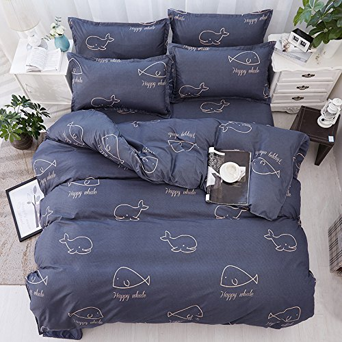 Whale Sheets - 8