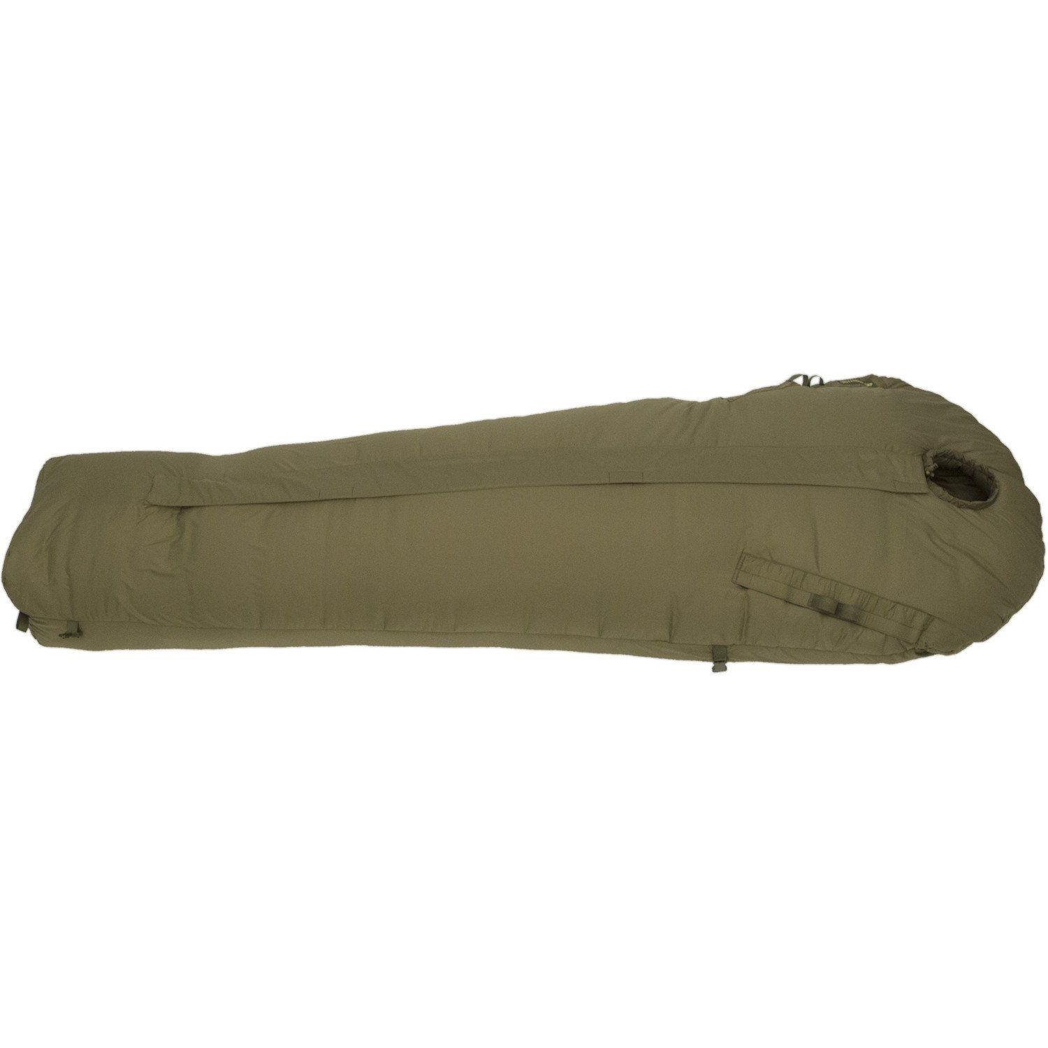 Carinthia Survival One Sleeping Bag Right Zip Olive