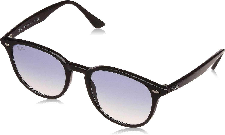 RAY-BAN 4259 Gafas de sol, Black, 51 Unisex-Adulto