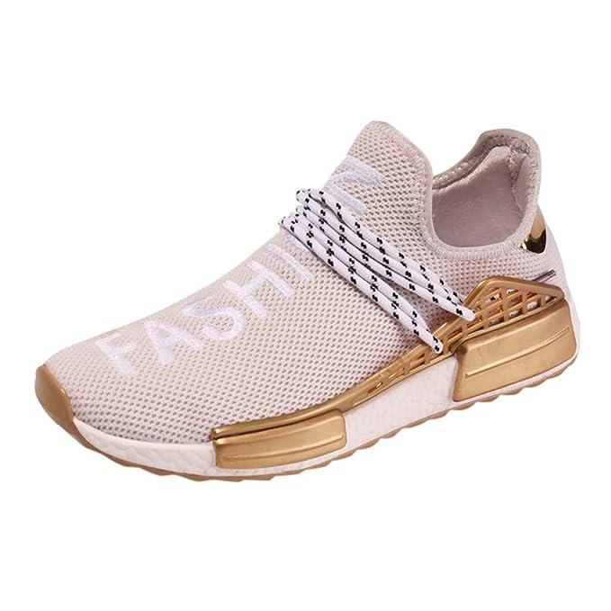 Amazon.com: Hombres Mujeres Zapatillas Al Aire Libre Zapatos ...