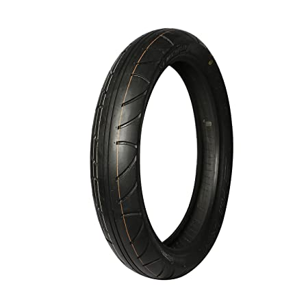 Michelin Pilot Sporty 100/80-17 52P Front Tubeless Motorcycle Tyre (Home Shipment)