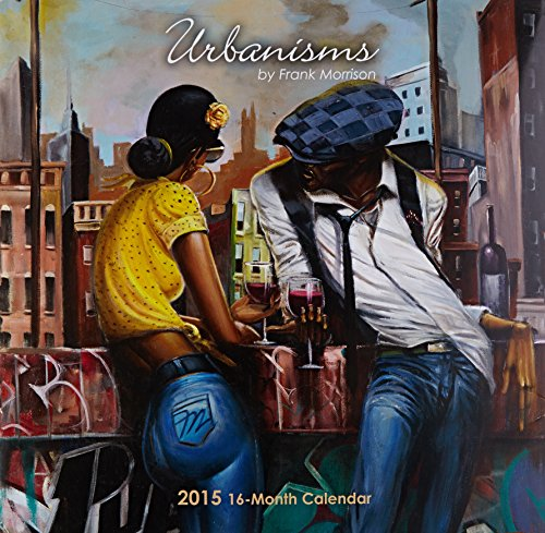 Books : Shades of Color 12 by 12 Inches 2015-2016 Urbanisms African American 16 Month Calendar (15FM)