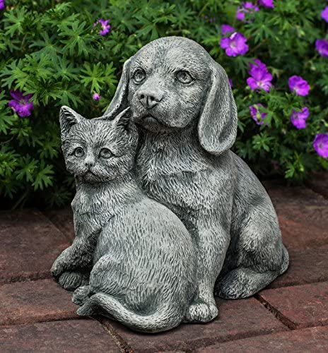 Campania International A-541-VE Fur-Ever Friends Statue