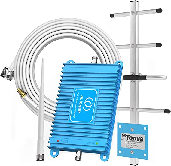 Amazon.com: Aclogue - Kit de antena amplificador de señal ...