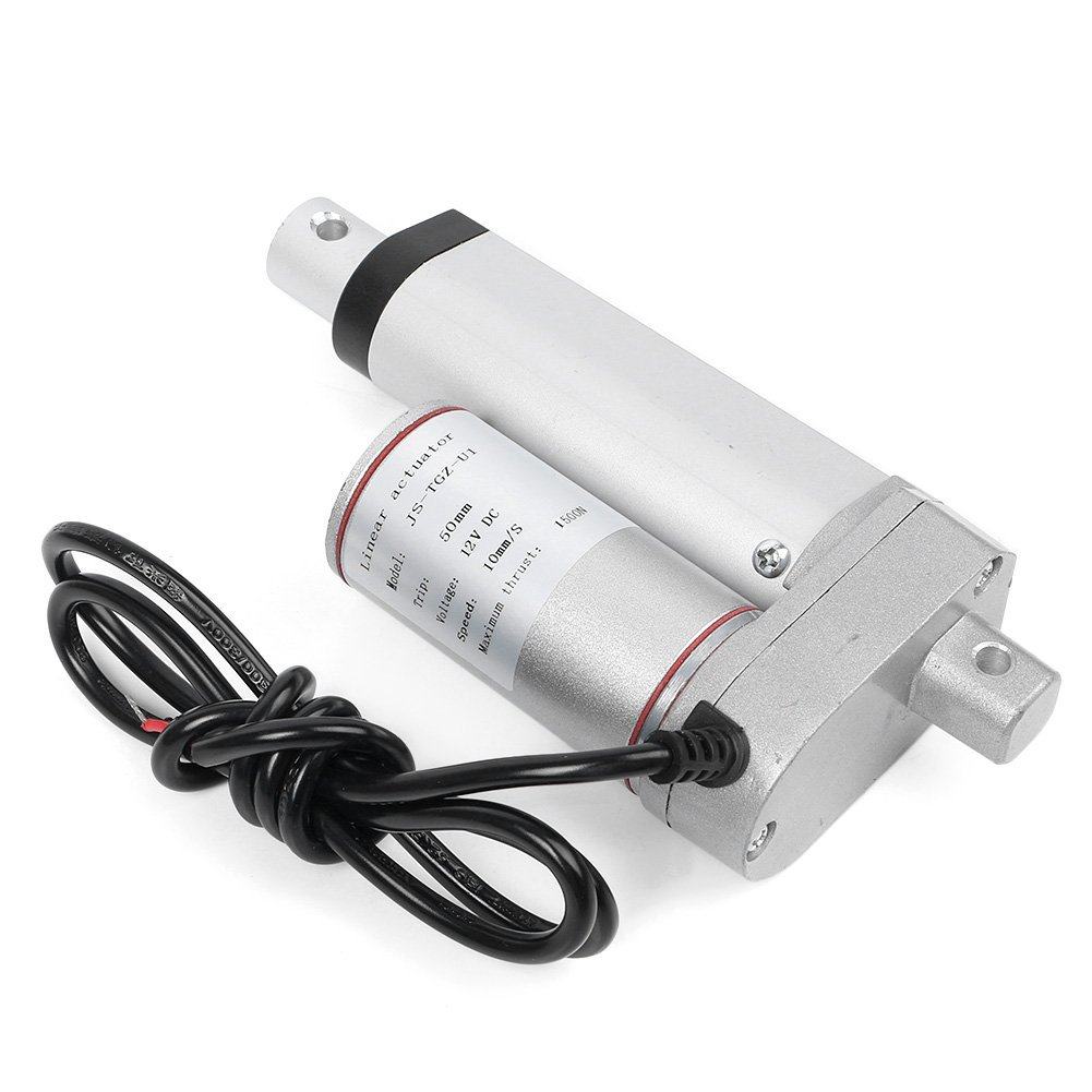 """Multi-purpose 250mm 10/"""" Stroke 1000N Linear Actuator DC12V Auto Industry Lifting"""