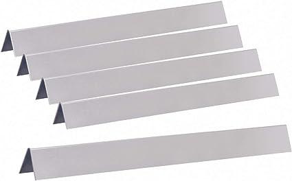 E310 E320 24.5 Inch 7540 Flavorizer Bars For Weber Genesis 300 S310 S320 304
