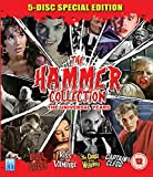 The Hammer Blu Ray Collection --5 Disc Set --Blu Ray [Blu-ray]