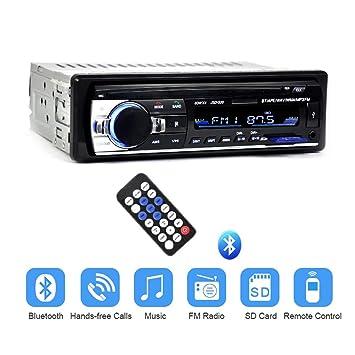 Z-SGYX Multifunción Radio para Coche Audio estéreo Bluetooth ...
