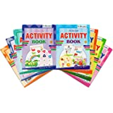 Activity Books Set of 10 from Inikao