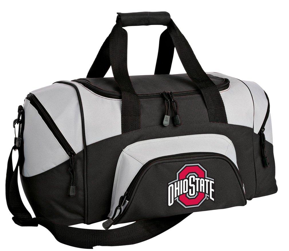 Broad Bay Small OSU Buckeyes Duffel Bag Ohio State University Gym Bags or Suitcase