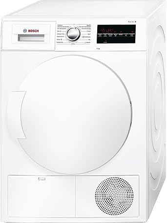 Bosch Serie 6 WTG84260EE Independiente Carga frontal 8kg B Blanco ...