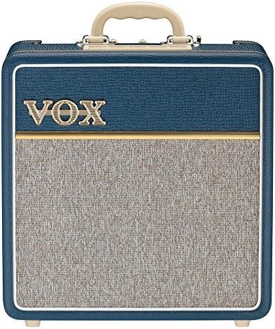 Amplificador guitarra vox ac4c1-bl: Amazon.es: Instrumentos musicales