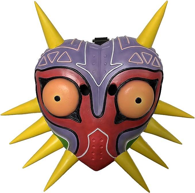 The Legend of Zelda Majora LED Mask Masquerade Halloween Mask Cosplay Props