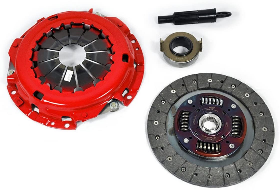 EFT RACING STAGE 1 PREMIUM CLUTCH KIT for 88-89 HONDA PRELUDE S Si COUPE 2.0L
