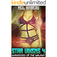 Star Vixens 4: Goddesses Of The Galaxy (A Sci-Fi Harem Series) (English Edition)