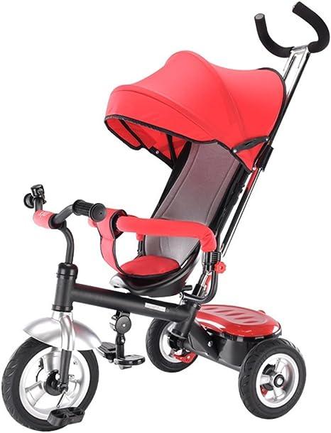 DACHUI Plegado de cochecito de bebé niño, bebé, niños en bicicleta ...