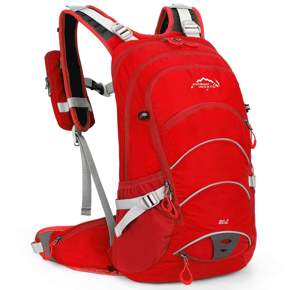 Lixada Mochila de Ciclismo Ligero Plegable Mochila de hidrataci/ón con Bolsa de Agua 2L para Ciclismo Deportes al Aire Libre
