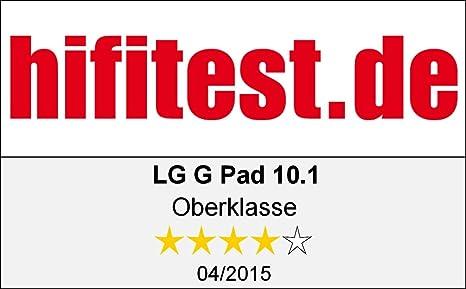 LG G Pad 10.1 V700 16GB Red - Tablet (Tableta de tamaño Completo, Android, Pizarra, Android, Rojo, Polímero de Litio): Amazon.es: Informática