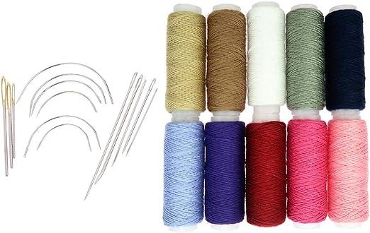 Hemline Metal Wool And Yarn Needles Hand Sewing Needles