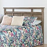 Best South Shore Kings Furniture King Size Beds - South Shore Versa King Headboard, Weathered Oak Review