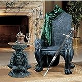 Design Toscano Celtic Dragon Throne Chair