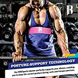 RIMSports Arm Blaster for Biceps Best Muscle
