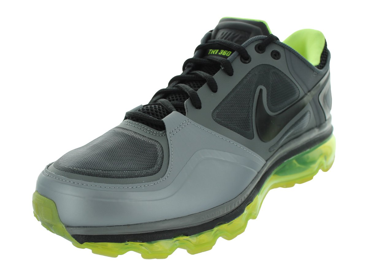 Nike Air Max Trainer 1.3 Men's Training Shoes B0058Z8ZAO 8.5 D(M) US Stealth/Black/Cool Grey/Volt