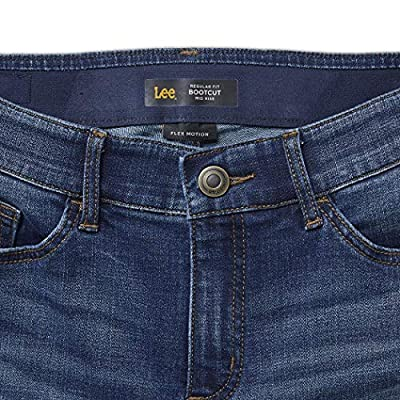 LEE Women's Flex Motion Regular Fit Bootcut Jean at Women's Jeans store