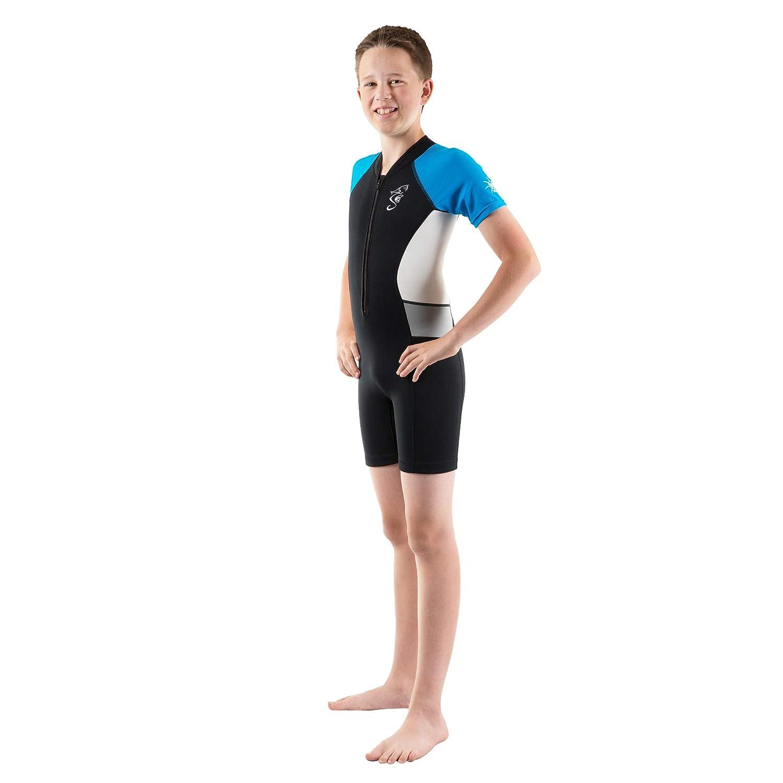 Seavenger Cadet 2mm Kids Shorty Wetsuit