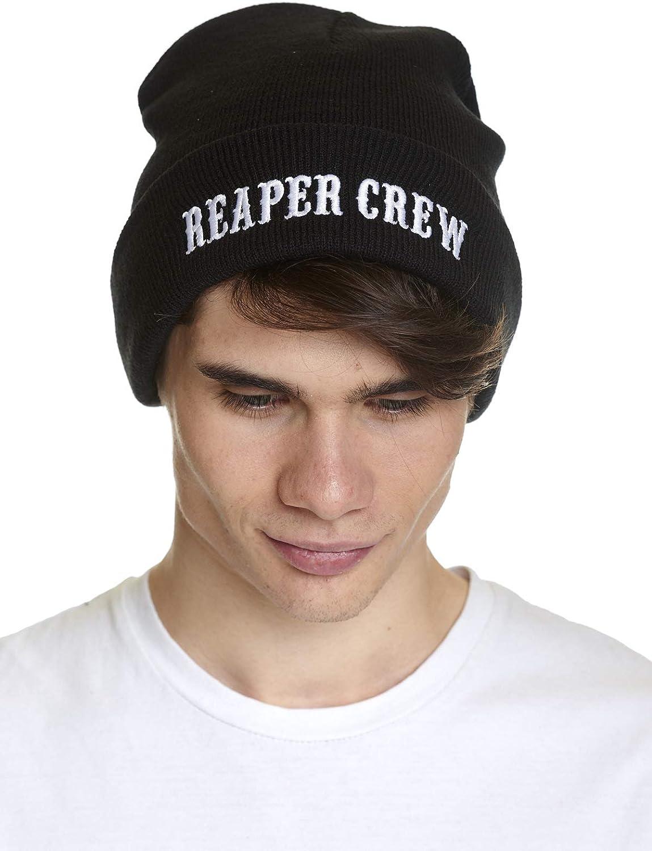 Sons of Anarchy Reaper Imprimé Bébé Noir Beanie hat