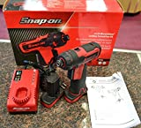 Snap-On CTS761 1/4'' Hex Drive 14.4V MicroLithium Cordless Screwdriver
