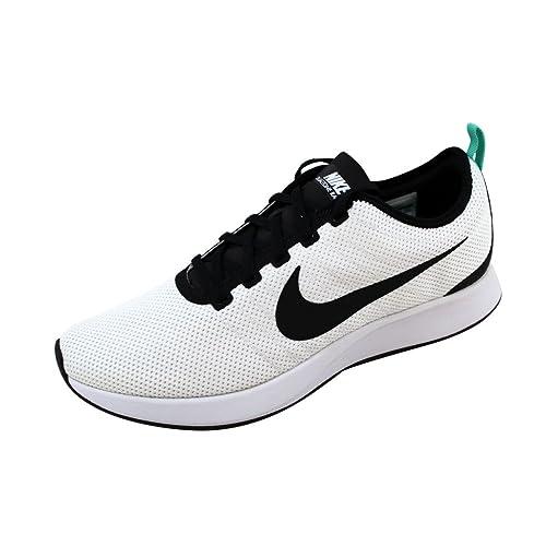 wholesale dealer a0395 aadbd NIKE Dualtone Racer Mens (14 D(M) US, White/Black/Pure Platinum):  Amazon.co.uk: Shoes & Bags