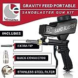 Sand Blaster, Sand Blaster Gun Kit, Sandblaster
