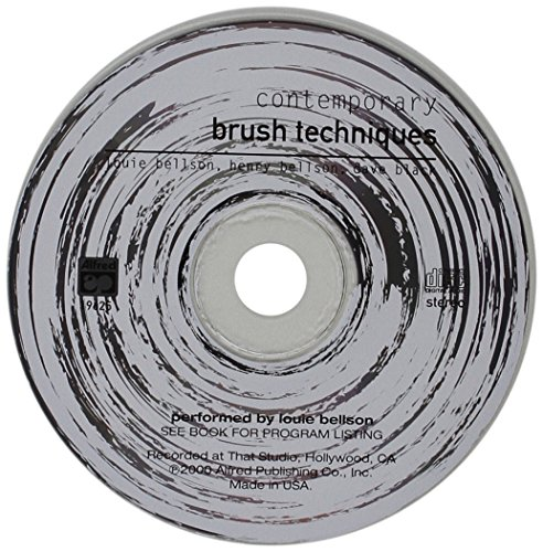 Contemporary Brush Techniques (CD)