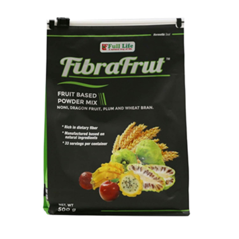Full Life Fibra Frut - 500g - Fruit Based Fiber Powder Mix - Contains Noni