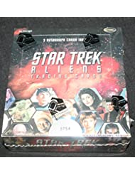 Star Trek - Aliens 2014 Rittenhouse - New Factory Sealed Hobby Box-Trading Cards