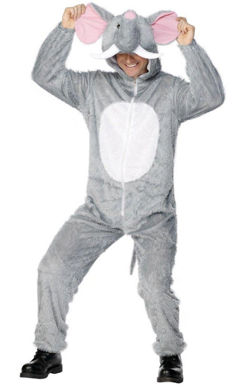 Disfraz de elefante para hombre M: Amazon.es: Juguetes y juegos