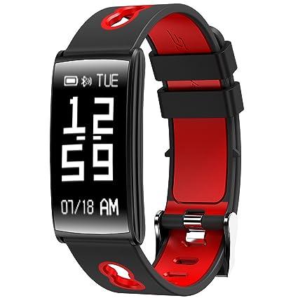RUNACC Reloj Inteligente Resistente al Agua, Reloj de Actividad Deportiva, Pulsera de Actividad con