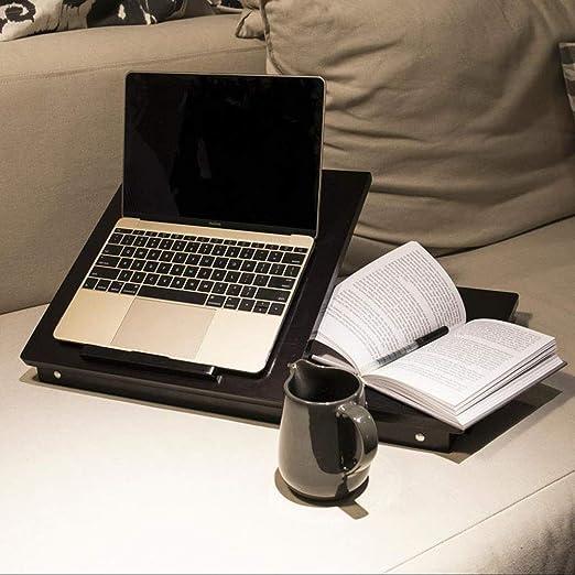 GJNVBDZSF Mesa Escritorio Mesa Plegable Plegable de Altura y ...