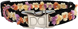 product image for Diva-Dog Coco Maize Dog Collar - XS/S Sized