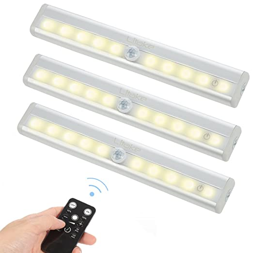 Litake Remote Control Led Lights Bar Wireless Led Under