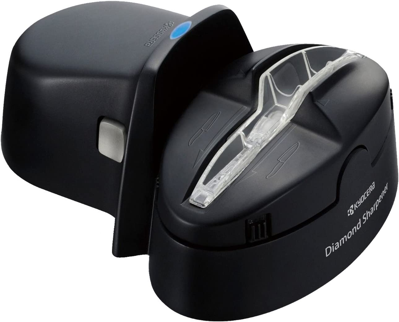 4. Kyocera Advanced Ceramic Electric Diamond Knife Sharpener