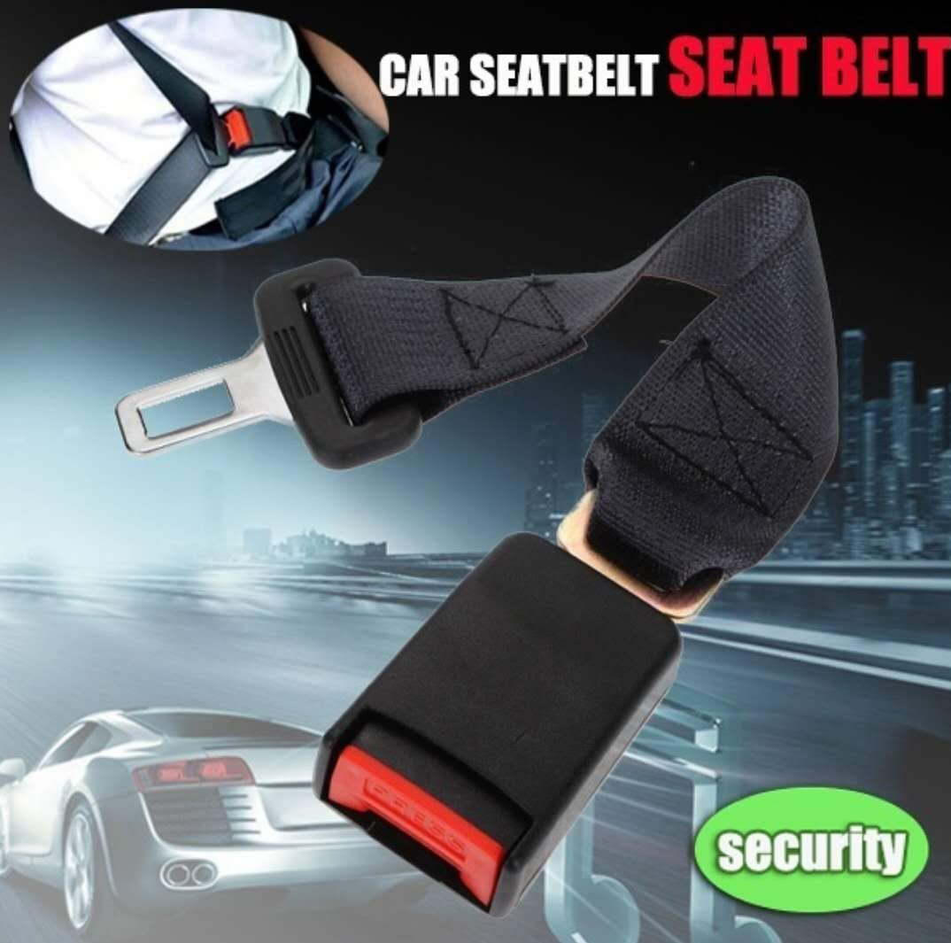7//8 inch Metal Tongue E11 Safety Certified Seat Belt Extender for Most Cars 2 Pack 14.25 Seat Belt Extender for Cars