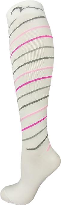 7a40f23fe67 Amazon.com  Extra Soft Large X-Large Colorful Compression Socks ...