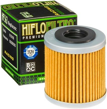Filtro de aceite HiFlo hf563 RS4 125 (freno) TW Senda R DRD 4T TC ...